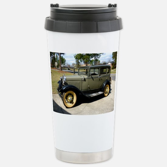 2-10 Stainless Steel Travel Mug