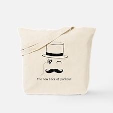 MDG logo Face2 Tote Bag