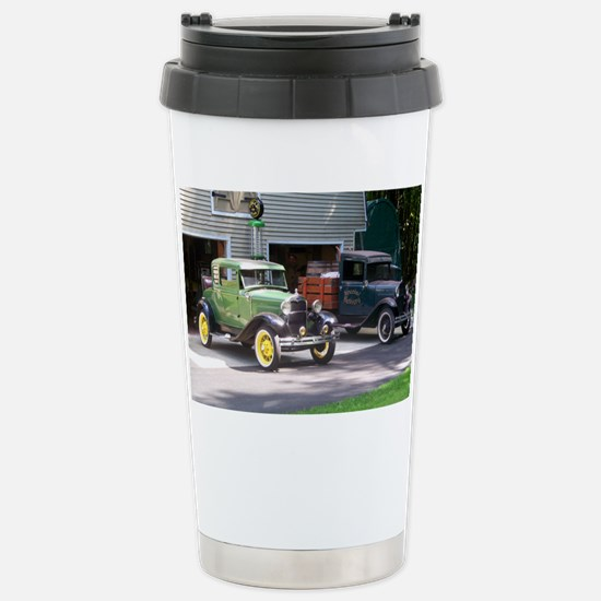 2-2 Stainless Steel Travel Mug