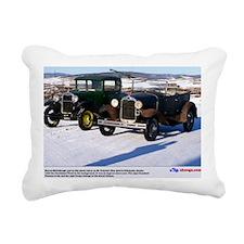 3-1 Rectangular Canvas Pillow