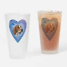 TreeWalker-heart Drinking Glass