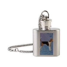 TreeWalker-key1 back Flask Necklace