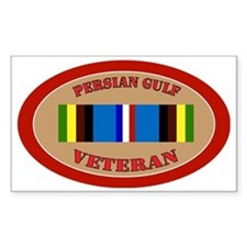persian-gulf-Expeditionary-ova Decal