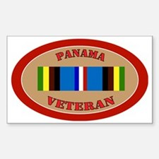 panama-Expeditionary-oval Decal