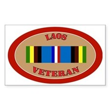 laos-Expeditionary-oval Decal