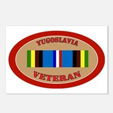 yugoslavia-Expeditionary- Postcards (Package of 8)