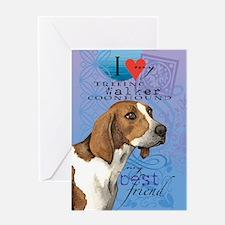 TreeWalker-kindle Greeting Card