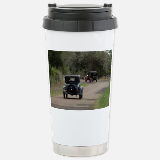 4-6 Stainless Steel Travel Mug