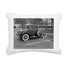 5-11 Rectangular Canvas Pillow