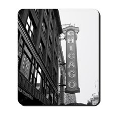 Chicago Theater Mousepad