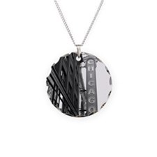 Chicago Theater Necklace