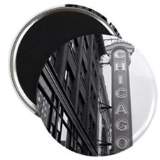 Chicago Theater Magnet