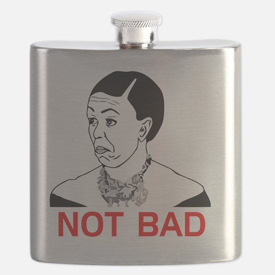Michelle Obama - Not Bad Flask