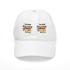student_reporter_mug Baseball Cap