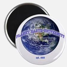 planet earth u Magnet