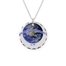 planet earth u Necklace