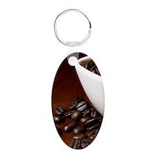 espresso_beans_iphonecase Keychains