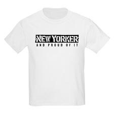 New Yorker 1 Kids T-Shirt