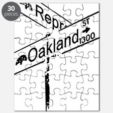 Street sign take 2 Puzzle