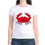 Boiled Crab Jr. Ringer T-Shirt