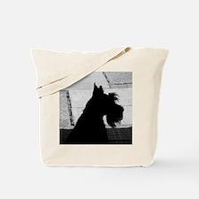 scottieprofile Tote Bag