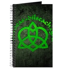 Gaelic-Love-Knot-poster Journal