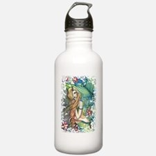 fresh water mermaid fo Water Bottle