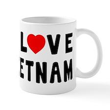 I Love Vietnam Mug