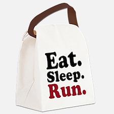 eatsleeprun2 Canvas Lunch Bag