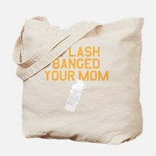 flashbang_on-black Tote Bag