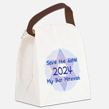 save_the_date_2024_bar Canvas Lunch Bag
