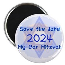 save_the_date_2024_bar Magnet