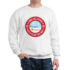 corgi-ski-patrol Sweatshirt