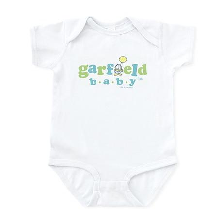 Garfield Baby Logo Infant Bodysuit
