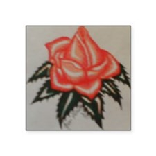 "Jimbo Artwork Phase eight 0 Square Sticker 3"" x 3"""