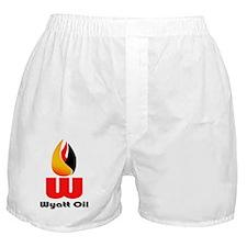 Wyatt Oil Boxer Shorts