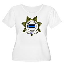 blue line 201 T-Shirt