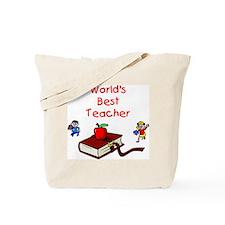 Best Teacher Book or Tote Bag