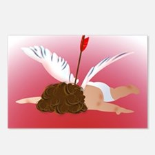 Cupid Shot Postcards (Package of 8)