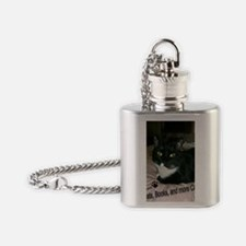LG ROCCO 1-23-11 Flask Necklace