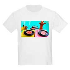 Dj Cats Kids T-Shirt