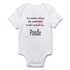 Poodle World Infant Bodysuit
