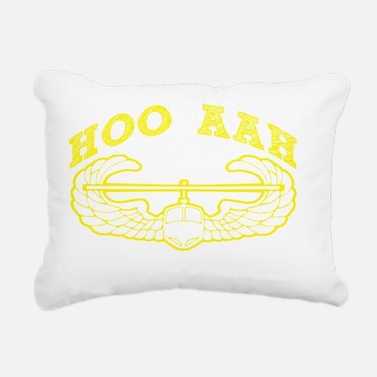 hooaah airassault Rectangular Canvas Pillow