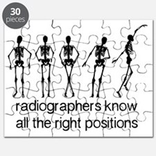 (BXL) Radiographers Know All The Right Posi Puzzle