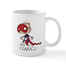 """fearless"" Mug"