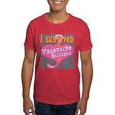 Valentine Blizzard T-Shirt