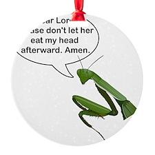 PrayingMantis Ornament