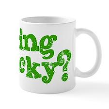 Feeling-Lucky Mug