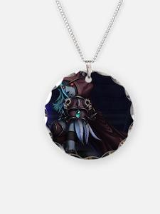 sylvanassmallposter Necklace