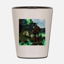 gwystylsmallposter Shot Glass